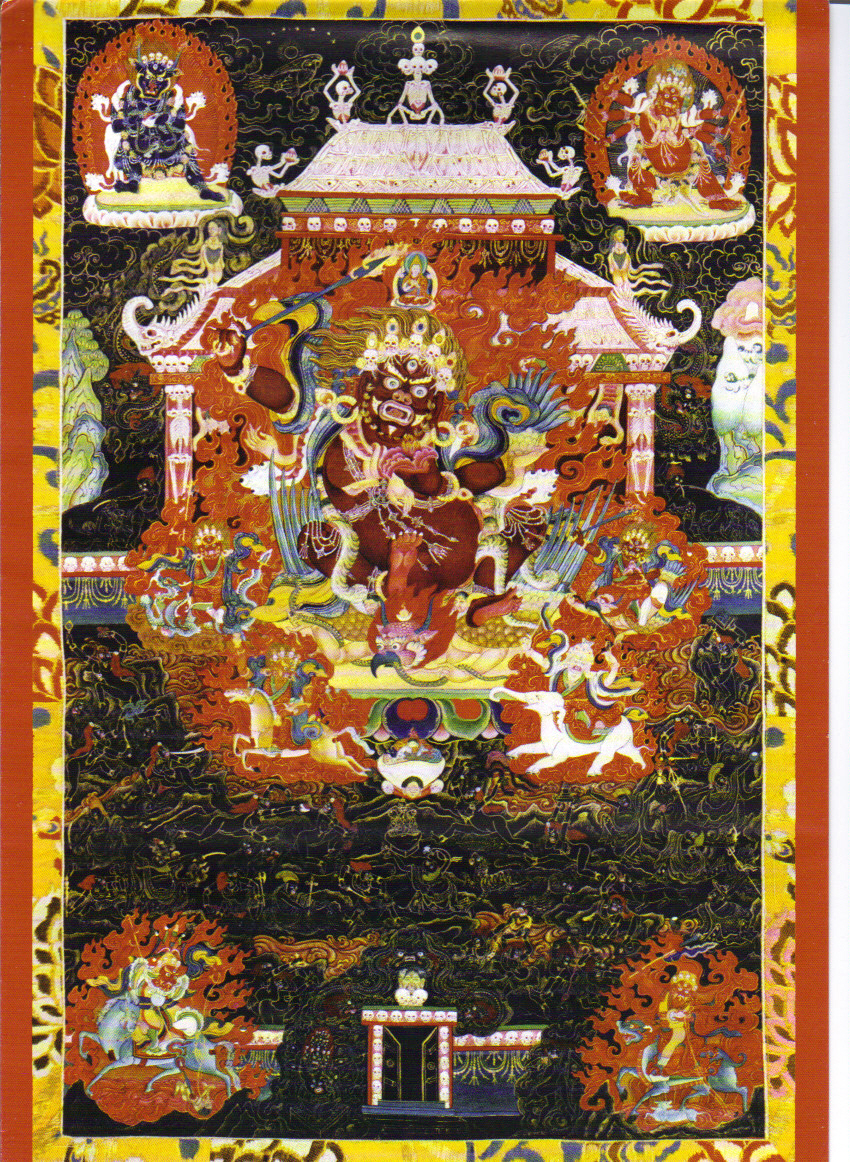 Wrathful Shugden